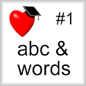 #1 - abc, words - Full Version icon