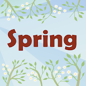 Spring - kids educational game