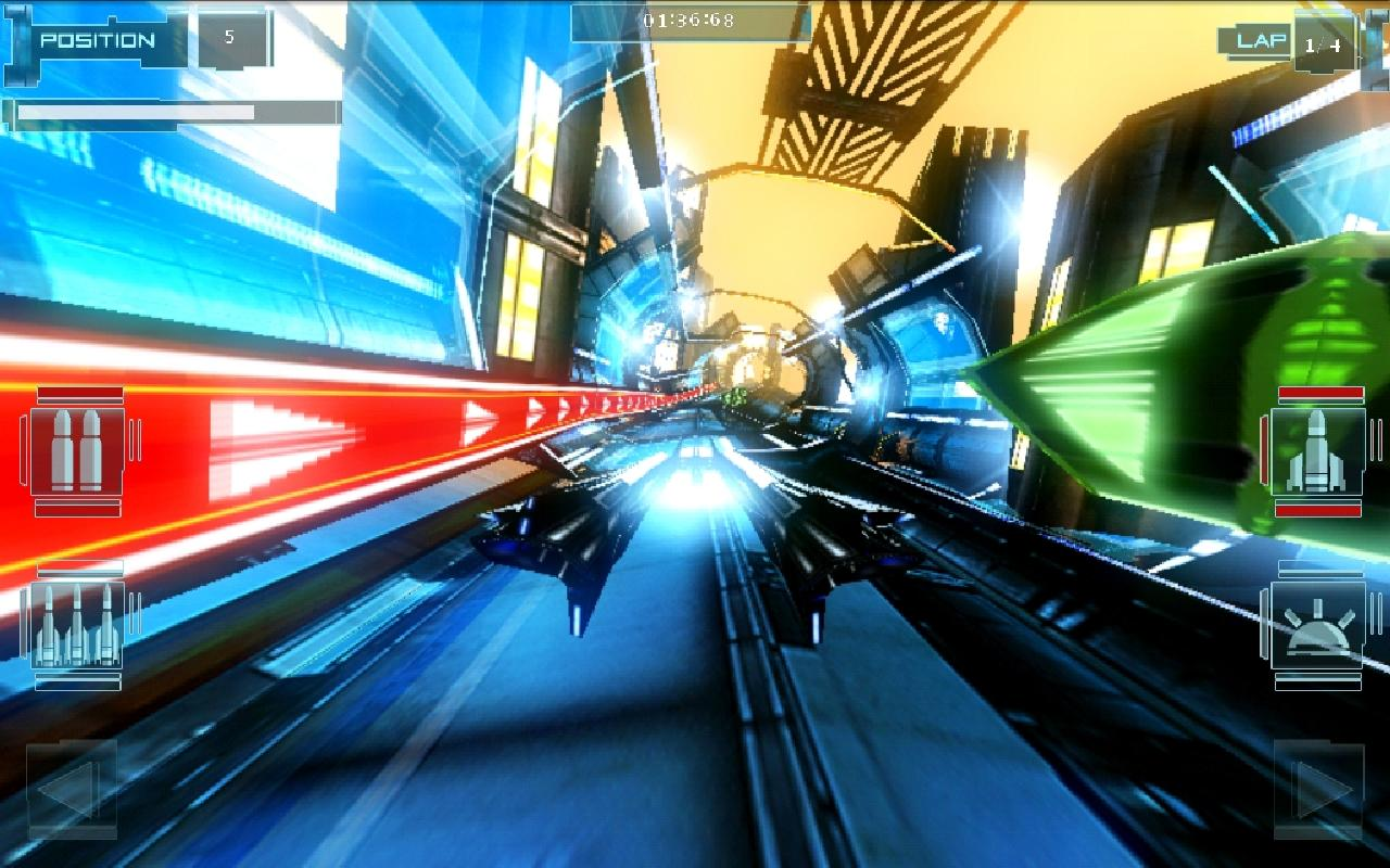 T-Racer HD- screenshot
