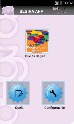 BEGIRA app