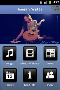 Megan Watts - screenshot thumbnail