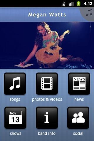 Megan Watts - screenshot