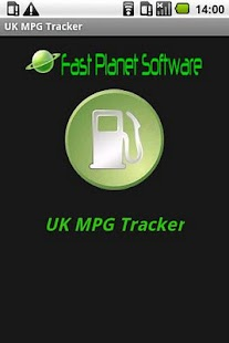 UK MPG Tracker- screenshot thumbnail