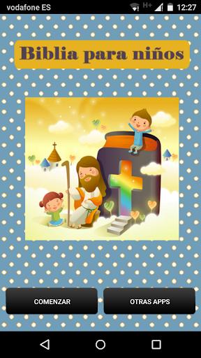 Biblia para niños en vídeo