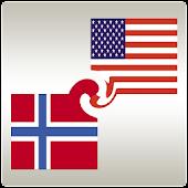 Learn Norwegian widget