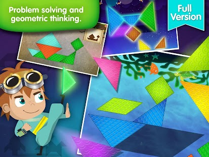 Dragon Shapes - Lumio Geometry- screenshot thumbnail