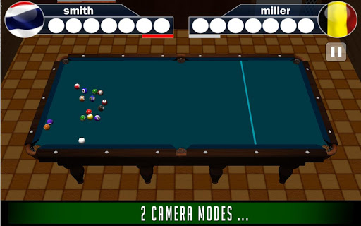玩策略App|ALL IN ONE - 台球遊戲3D免費|APP試玩