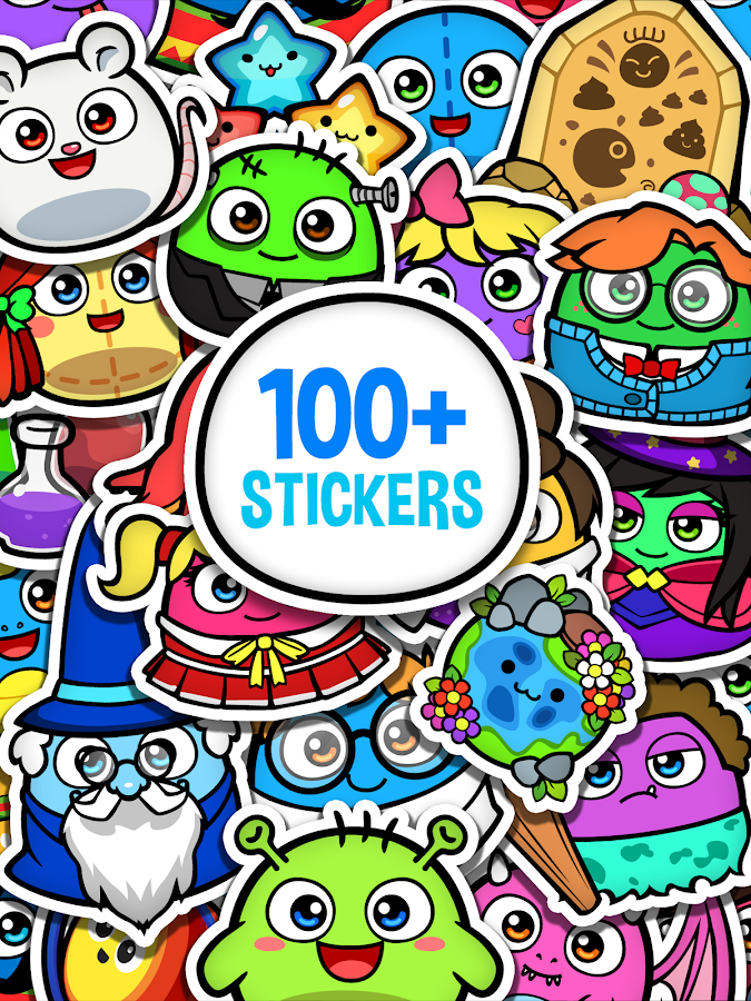 My Boo Album - Sticker Book- screenshot