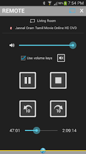 Split Browser with Chromecast - screenshot thumbnail