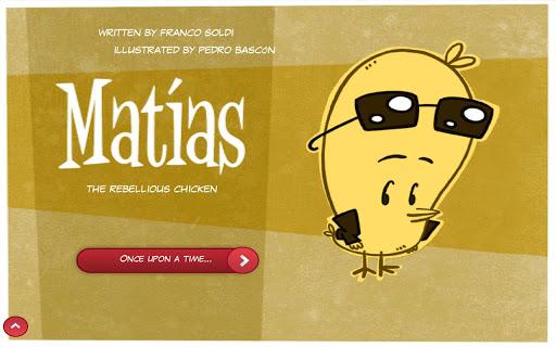 Matias the Chicken - Lite