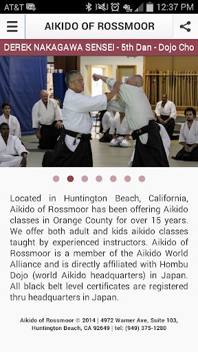 Aikido of Rossmoor