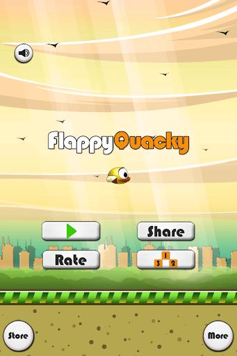 Quacky - The Best Bird Game