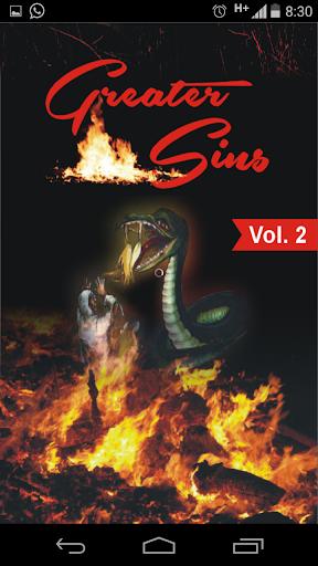 Greater Sins Vol. 2