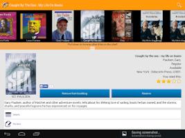 Screenshot of Library Trek