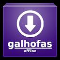 Galhofas Offline icon