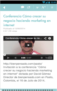 Bien Pensado- screenshot thumbnail