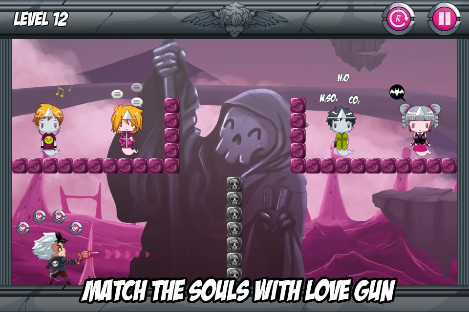 Love Gun - screenshot