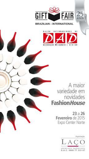 Gift Fair - D.A.D. 2015