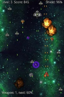 K-Space Shooter HD- screenshot thumbnail