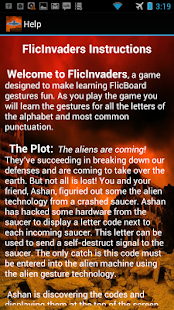 FlicInvaders- screenshot thumbnail