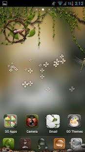 Dryad(Go Launcher Super Theme) - screenshot thumbnail