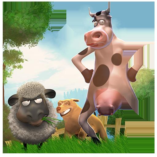 农场游戏 拼图 – 拼图工具下载 免费 解謎 App LOGO-硬是要APP
