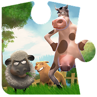 Farm Games Kids Jigsaw Puzzles 1.3