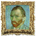 Vincent van Gogh Art Wallpaper logo