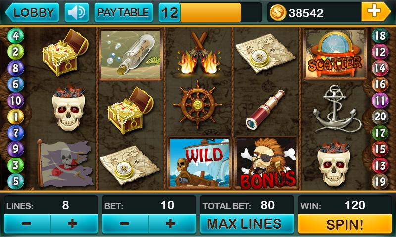 Slots Mania Deluxe - screenshot
