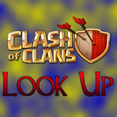 Clash of Clans Look Up