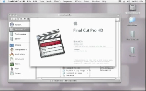 Easy Final Cut Pro Training