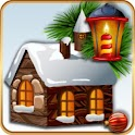 ADW Theme Christmas Vignette icon