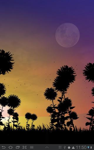 Sunflowers Live Wallpaper v1.10