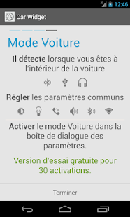 le widget voiture pro – applications android sur google play