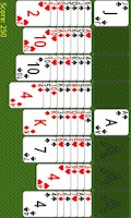 Screenshot of A Solitaire Suite