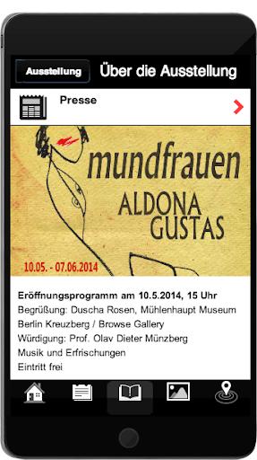 玩生活App|Mundfrauen: Mühlenhaupt Museum免費|APP試玩