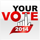 Your Vote 2014 Election Result icon