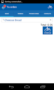 Domino's Pizza Guatemala - screenshot thumbnail