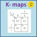 Karnaugh map/k map icon