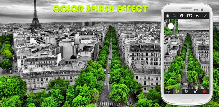 Color Splash Effect Pro - ver. 1.2.9