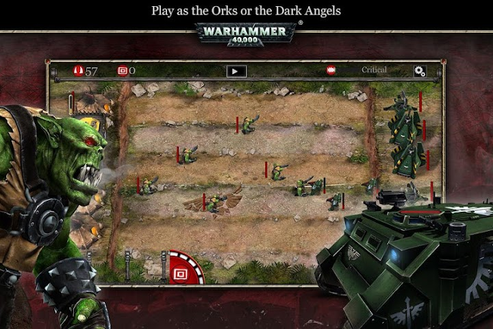 WH40k: Storm of Vengeance - screenshot
