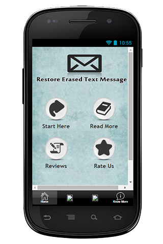 Restore Erased Text Msgs Guide