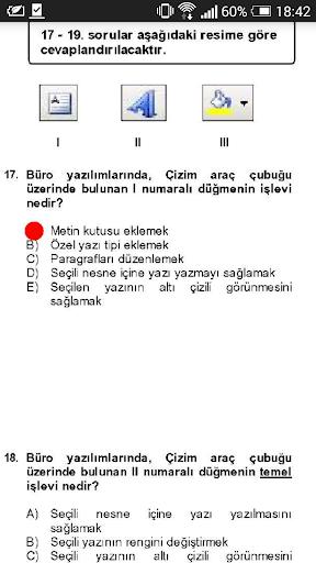 AÖF ARA SINAV TEMEL BİLG TEK-2
