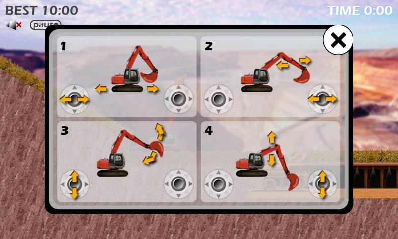 Traktor Digger- screenshot