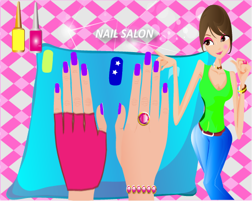 Amazing Nail Studio For Kids