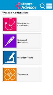 Lippincott Nursing Advisor - screenshot thumbnail