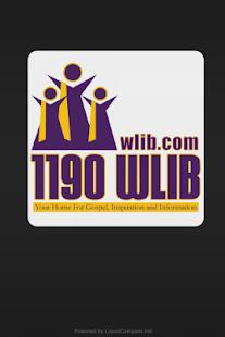 1190AM WLIB - screenshot thumbnail