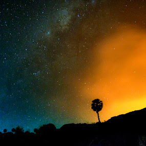 by Amie Bintang - Landscapes Starscapes