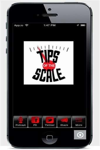 【免費商業App】Tips of the scale-APP點子