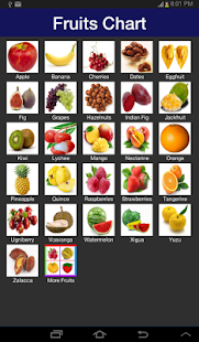Kids EZ Fruits ABC Lite - screenshot thumbnail